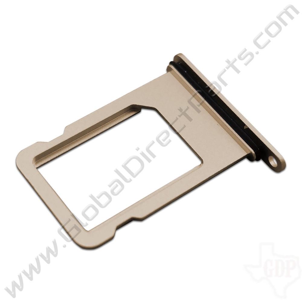 OEM Apple iPhone 7 Plus SIM Card Tray - Gold