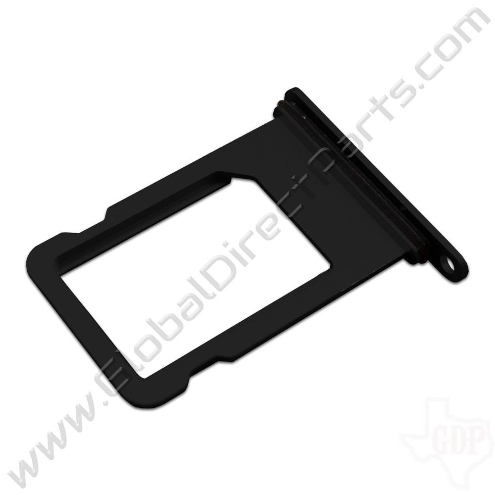 OEM Apple iPhone 7 Plus SIM Card Tray - Matte Black