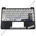 OEM Reclaimed Asus Chromebook C201P Keyboard [C-Side] - Black