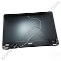 OEM Reclaimed Acer Chromebook C740 Complete LCD Assembly - Gray