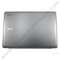OEM Reclaimed Acer Chromebook 14 CB3-431 Complete LCD Assembly - Silver