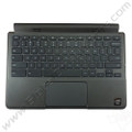 OEM Dell Chromebook 11 CRM3120 Keyboard with Touchpad [C-Side] - Black [38ZM8TCWI00]