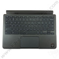 OEM Reclaimed Dell Chromebook 11 CRM3120 Keyboard with Touchpad [C-Side] - Black [38ZM8TCWI00]