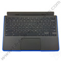 OEM Reclaimed Dell Chromebook 11 CRM3120 Keyboard with Touchpad [C-Side] - Blue [38ZM8TCWI00]