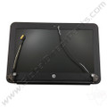 OEM HP Chromebook 11 G4 EE Complete LCD Assembly - Black [851137-001]