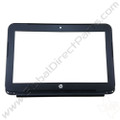 OEM HP Chromebook 11 G3, G4, G4 EE LCD Frame [B-Side] - Black [773210-001]
