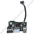 "OEM 2011 Apple MacBook Air 13"" A1369 USB Port PCB"