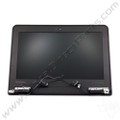 OEM Reclaimed Lenovo ThinkPad 11e Chromebook Complete LCD Assembly - Black