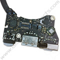 "OEM 2011 Apple MacBook Air 11"" A1370 USB Port PCB"