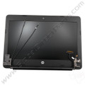 OEM HP Chromebook 11 G5 Complete LCD Assembly [Non-Touch] - Black [901788-001]
