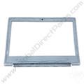 OEM Samsung Chromebook 2 XE500C12 LCD Frame [B-Side] - Gray [BA98-00558A]