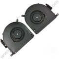 "OEM 2013 Apple MacBook Pro Retina 15"" A1398 Internal Cooling Fan Set"