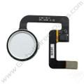 OEM Google Pixel Home Button Scanner Flex - Silver