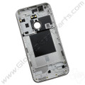 OEM Google Pixel Rear Housing - Silver