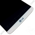 OEM LG G3 LCD & Digitizer Assembly - White
