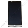 OEM LG G3 LCD & Digitizer Assembly with Front Housing - Black