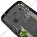 OEM LG Google Nexus 4 E960 Battery Door - Black
