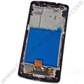 OEM LG Google Nexus 5 D820 LCD & Digitizer Assembly with Front Housing - Black