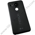OEM LG Google Nexus 5X Battery Cover - Black