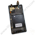 OEM LG Optimus L9 P769 LCD & Digitizer Assembly with Front Housing