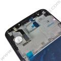 OEM LG G2 VS980 LCD & Digitizer Assembly with Front Housing - Black [Verizon Logo]