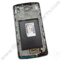 OEM LG G3 VS985 LCD & Digitizer Assembly with Front Housing - Black