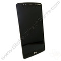 OEM Reclaimed LG G3 VS985 LCD & Digitizer Assembly with Front Housing - Black
