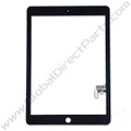 OEM Apple iPad Air, iPad 5th Gen Digitizer [Not Including Home Button Assembly] - Black