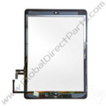 OEM Apple iPad Air Digitizer [Including Home Button Assembly] - White