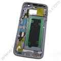 OEM Samsung Galaxy S7 Middle Frame / Rear Housing - Gray