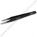 Best Non-Magnetic Round Tipped Tweezer [ESD-13, 120 mm]