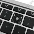 OEM Reclaimed HP Chromebook 11 G3, G4 U.S. Keyboard Key Set [Black Ring Mount]