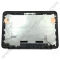 OEM HP Chromebook 11 G5 EE LCD Cover [A-Side] - Black [917426-001]