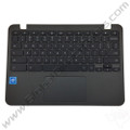 OEM Acer Chromebook C731, C731T Keyboard with Touchpad [C-Side] - Gray
