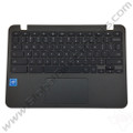 OEM Reclaimed Acer Chromebook C731, C731T Keyboard with Touchpad [C-Side] - Gray