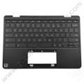 OEM Lenovo N23 Yoga Chromebook Keyboard [C-Side] - Black