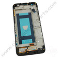 OEM LG X Charge LCD & Digitizer Assembly with Front Housing - Black