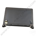 OEM Reclaimed Dell Chromebook 11 CRM3120 Complete LCD & Digitizer Assembly - Black [Touch]