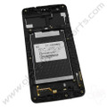 OEM LG Aristo LCD & Digitizer Assembly with Front Housing - Silver