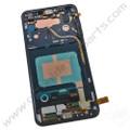 OEM LG V30 H931, H932U, LS998U, US998U POLED & Digitizer Assembly with Front Housing - Black [ACQ89663101]