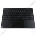 OEM Reclaimed Lenovo 300e Chromebook 81H0 Keyboard with Touchpad [C-Side] - Black