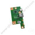 OEM Asus Chromebook Flip C213SA USB & Volume Key PCB