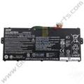OEM Reclaimed Acer Chromebook 11 CB3-131, CB5-132T, C738T, Spin 11 CP311 Battery [3490mAh] [AC15A3J]