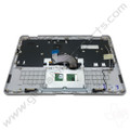 OEM Reclaimed Asus Chromebook Flip C302C Keyboard with Touchpad [C-Side] - Silver