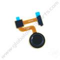 OEM LG V35 ThinQ Fingerprint Scanner Flex - Black [EBD63145209]