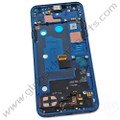 OEM LG Q7+ Q610 LCD & Digitizer Assembly with Front Housing - Blue