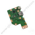 OEM Acer Chromebook Spin 11 CP311 Type-C Charging, USB & Volume Key PCB