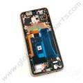 OEM LG V60 ThinQ 5G UW V600VM Complete OLED & Digitizer Assembly with Front Housing [ACQ30201201]