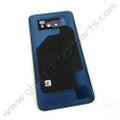 OEM LG G8X ThinQ G850 Battery Cover - Black [ACQ91576611]