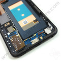 OEM LG V50 ThinQ 5G POLED & Digitizer Assembly with Front Housing [ACQ91559401]